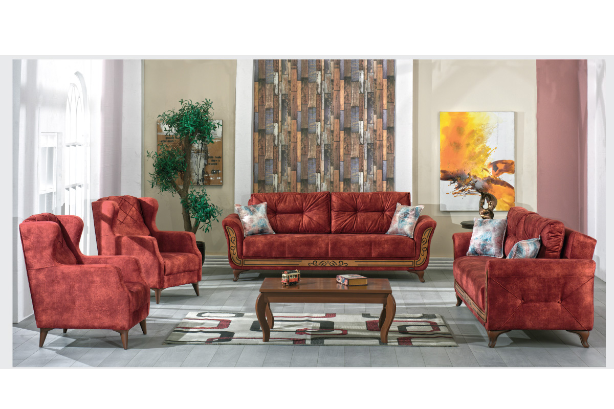 Astana Sofa Set