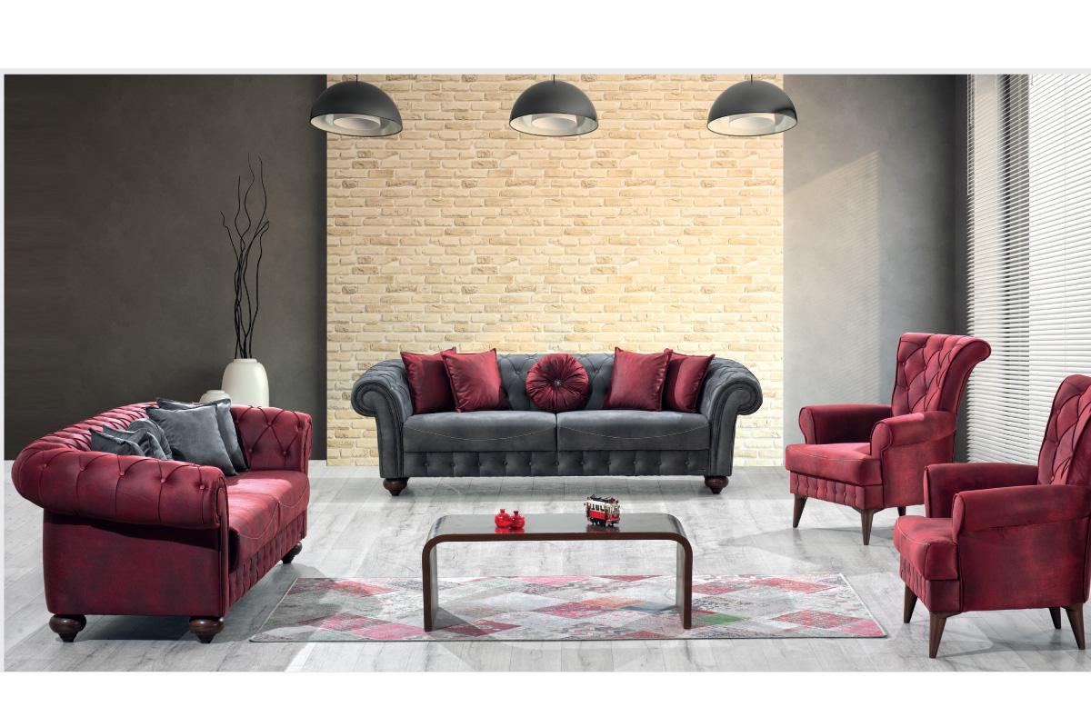 Conrad Sofa Set