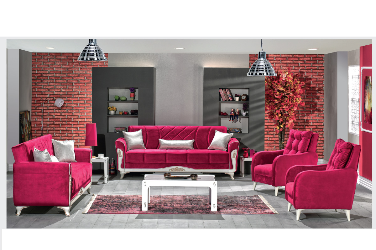Elegance Sofa Set