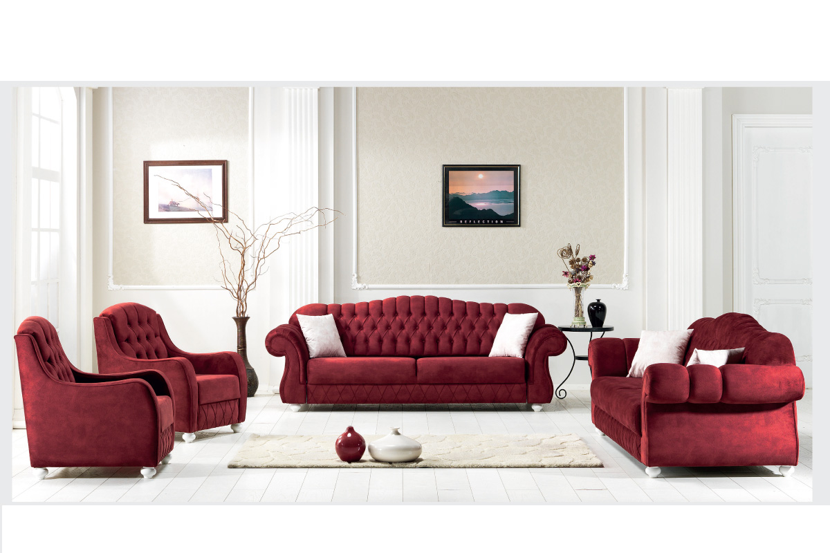 Enza Sofa Set