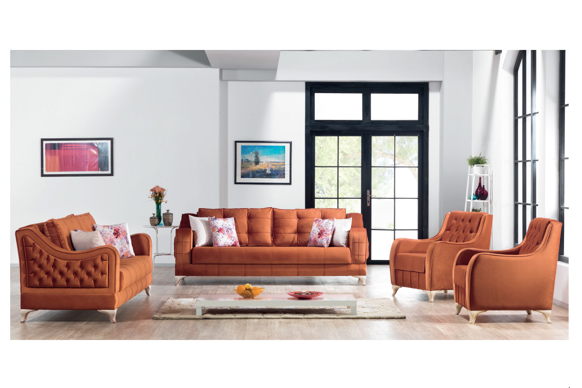 Lifos Sofa Set