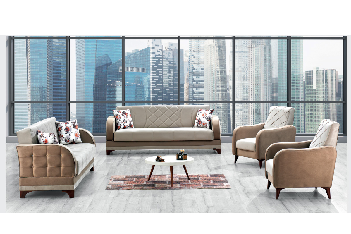 Love Sofa Set