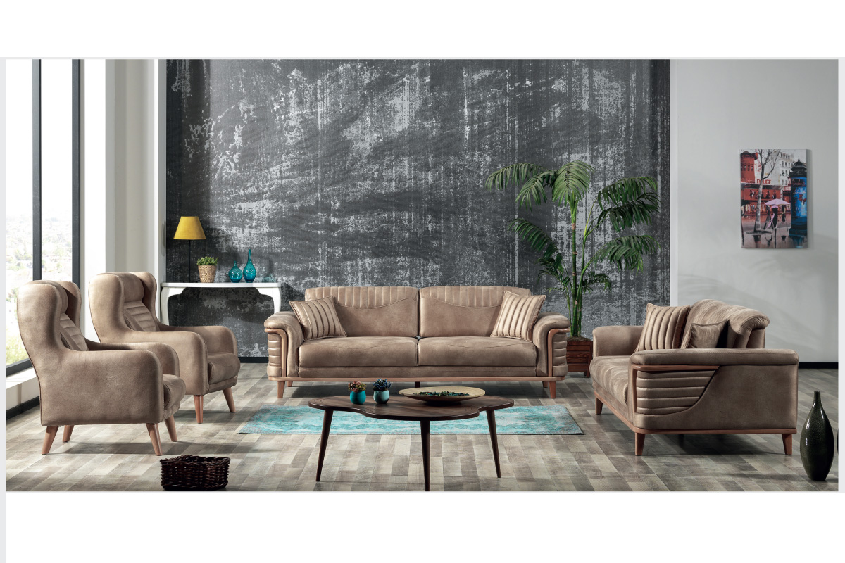Napoli Sofa Set