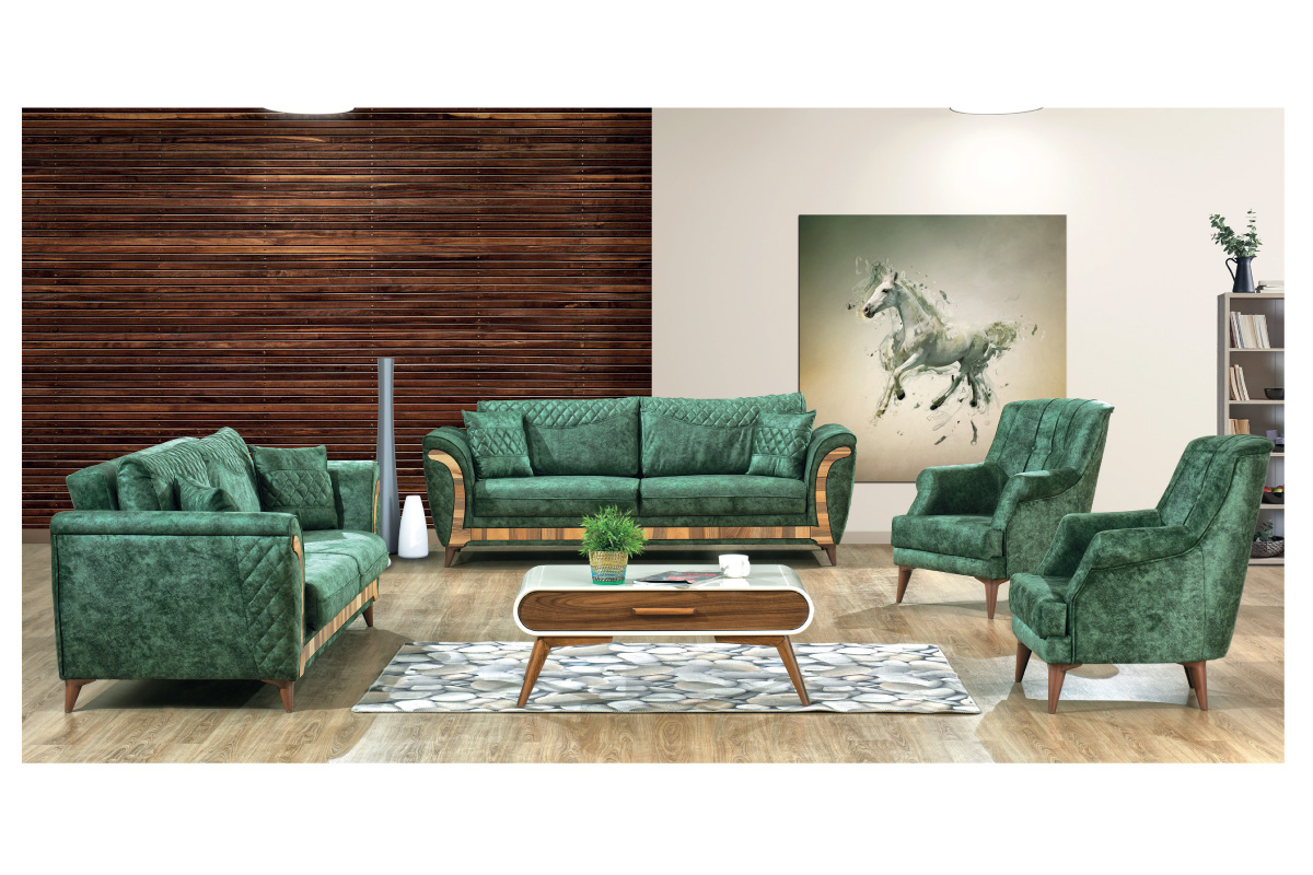 Natila Sofa Set