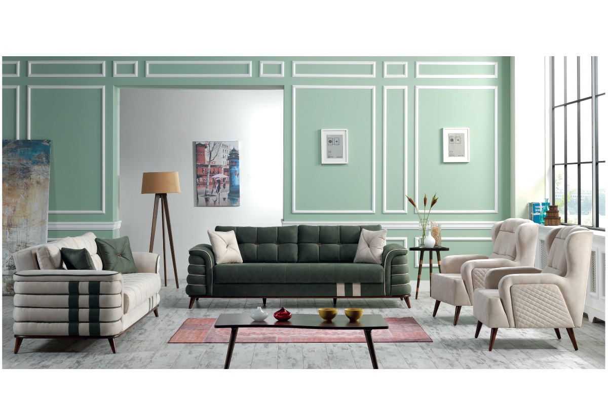 Pera Sofa Set