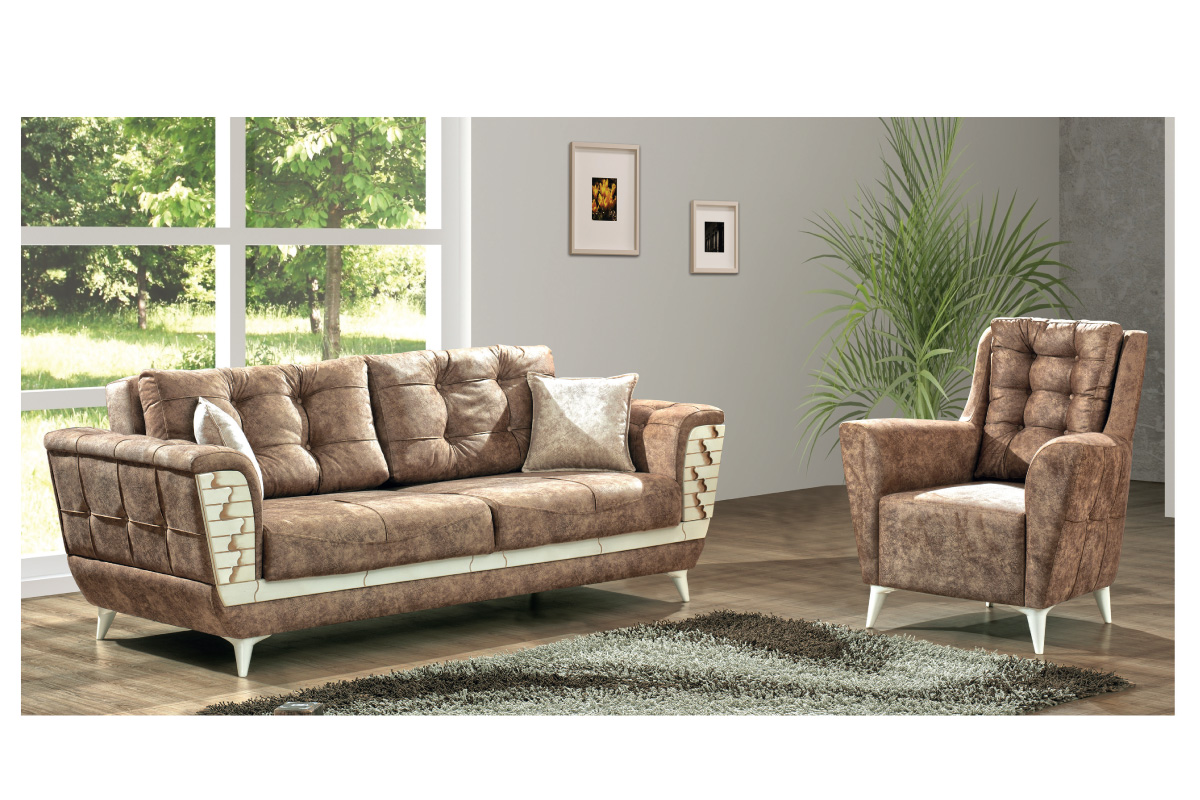 Soft Sofa Set